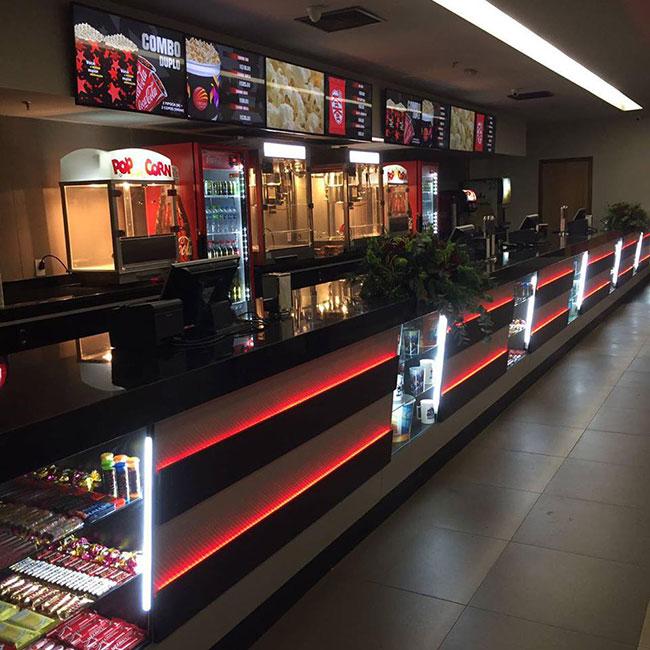 Circuito Cinema Sp : Portal exibidor circuito cinemas abre complexo em